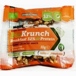 Muesli Named Sport, Bio Krunch Breakfast, 10 g