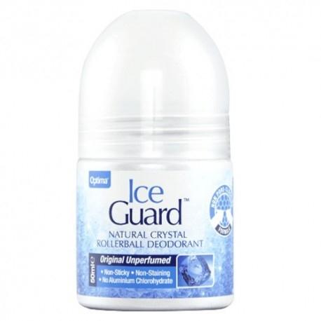 Igiene Quotidiana Optima Naturals, Ice Guard Roll On Original, 50 ml