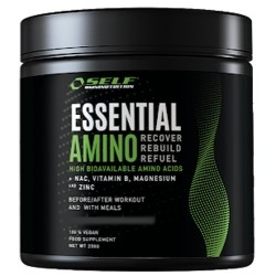 Aminoacidi essenziali Self Omninutrition, Essential Amino, 300 cpr