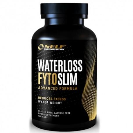Drenanti Self Omninutrition, Waterloss Fyto Slim, 120 cps