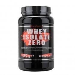 Proteine del Siero del Latte (whey) FlorioSport, Whey Isolate Zero, 1000 g