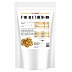 Confezioni Danneggiate o Difettose FlorioSport, Proteine di Soia Isolate, 1000 g (DANNEGGIATA)