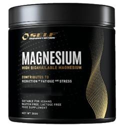 Zinco e Magnesio Self Omninutrition, Magnesium, 300 g