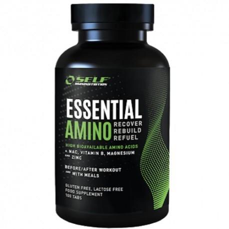 Aminoacidi essenziali Self Omninutrition, Essential Amino, 100 cpr
