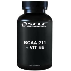 Aminoacidi Ramificati (Bcaa) Self Omninutrition, Bcaa 211 + B6, 100 cpr