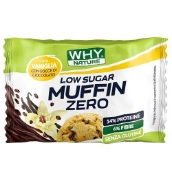 Pasti e Snack WHY Nature, Muffin Zero, 27 g