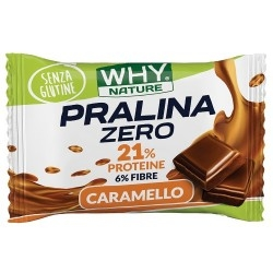 Pasti e Snack Why Nature, Pralina Zero, 10 g