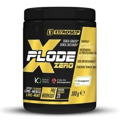 Pre Workout Eurosup, X-Plode Zero, 300g