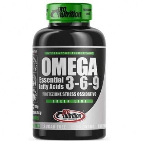 Omega 3-6-9 Pro Nutrition, Omega 3 6 9, 80 cps