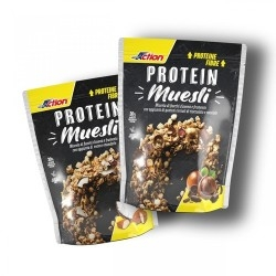 Muesli Proaction, Protein Muesli, 300 g