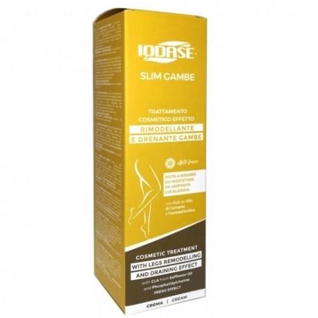 Anti adiposità Iodase, Slim Gambe, 200 ml.