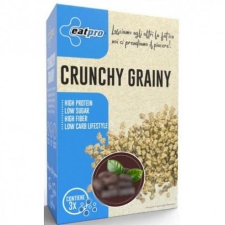 Pasti e Snack EatPro, Crunchy Grainy, 3 x 30 g