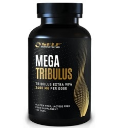 Tribulus Terrestris Self Omninutrition, Mega Tribulus, 100 cpr