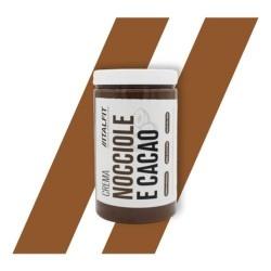Creme Proteiche ItalFit, Crema Cacao Nocciole, 370 g