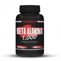 Beta alanina FlorioSport, Beta Alanina, 180 cpr