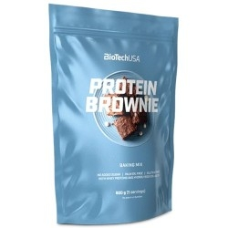 Biscotti e Dolci Biotech Usa, Protein Brownie, 600 g