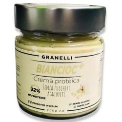 Creme Proteiche Granelli Food, Biancioc +, 250 g