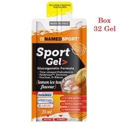 Carbogel Named Sport, Sport Gel Glucogenetic, 32 x 25 ml