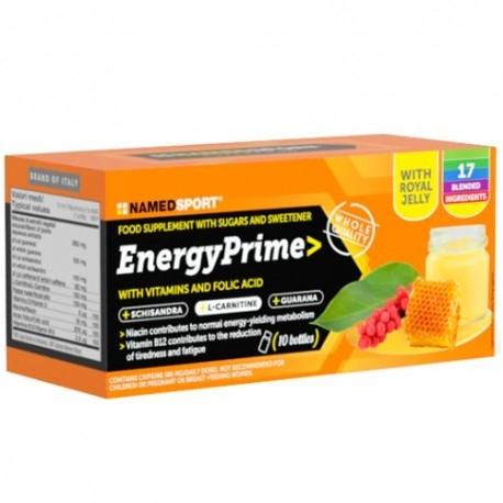Tonici - Energizzanti Named Sport, Energy Prime, 10 x 10 ml