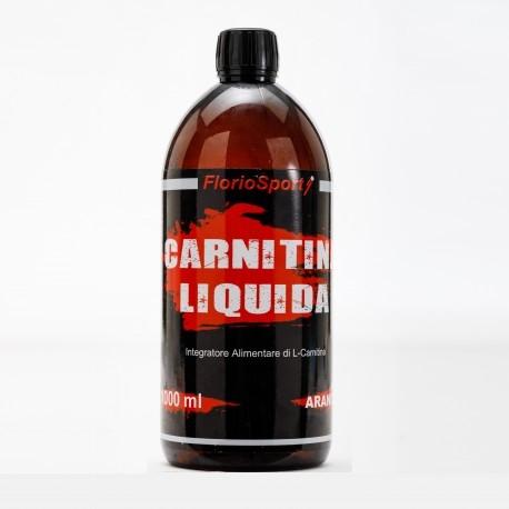 Carnitina FlorioSport, Carnitina Liquida, 1000 ml.