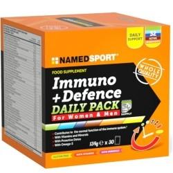 Difese organismo Named Sport, Immuno + Defence, 30 bustine
