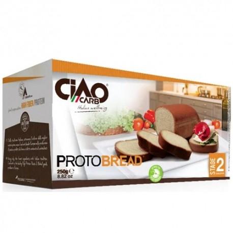 Pane e Prodotti da Forno Ciao Carb, Proto Bread, 250 g. Stage 2