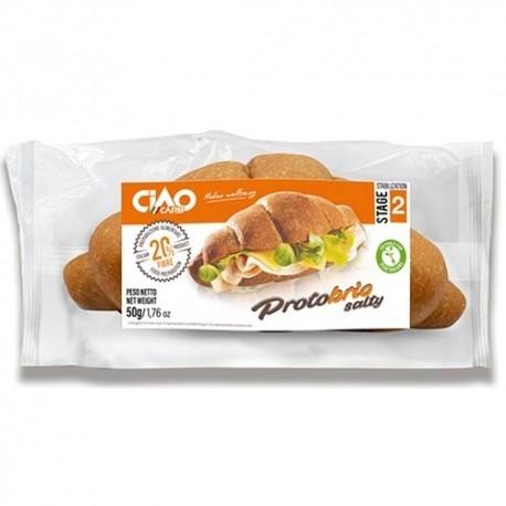 Pasti e Snack Ciao Carb, Protobrio Salty Stage 2, 50 g