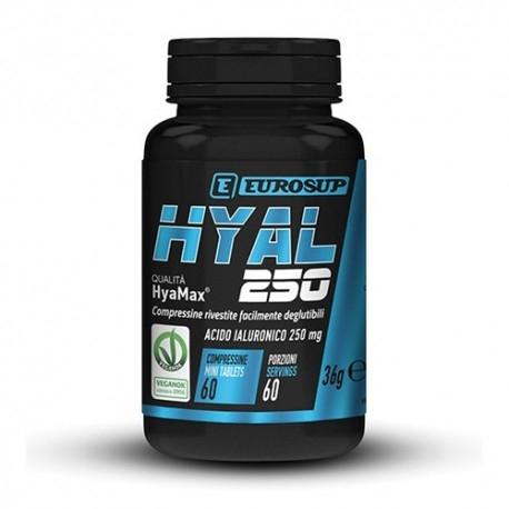 Acido ialuronico Eurosup, Hyal 250, 60Cpr.