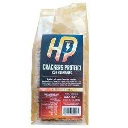 Pasti e Snack +Watt, Crackers proteici al rosmarino, 100 g