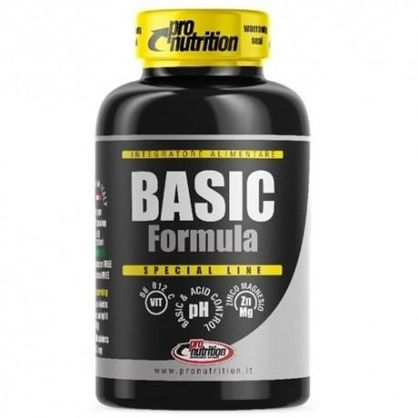 Vitamine e Minerali Pro Nutrition, Basic Formula, 100 cpr