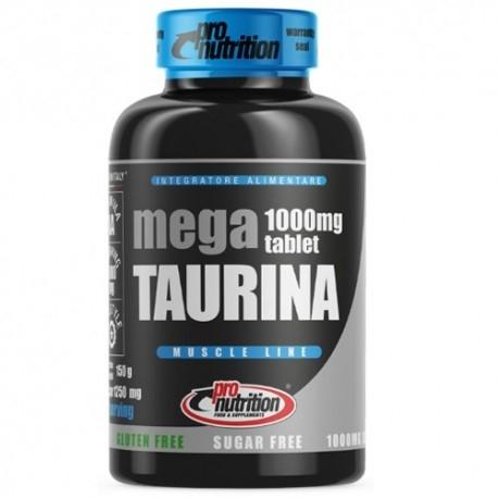 Taurina Pro Nutrition, Mega Taurina, 120 cps