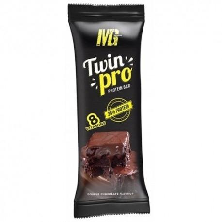 Barrette proteiche MG Food, Twin Pro, 60 g (Sc.09/2021)