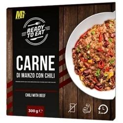 Pasti e Snack MG Food, Carne di Manzo con Chili, 300 g