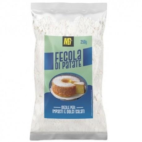 Farine MG Food, Fecola di Patate, 250 g