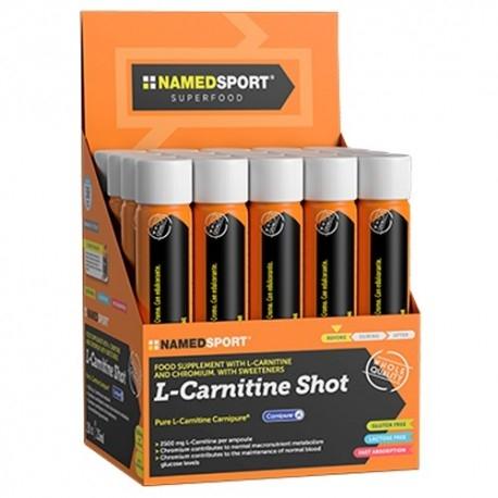 Carnitina Named Sport, L-Carnitine Shot, 20 fiale