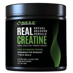 Creatina Self Omninutrition, Real Creatine, 250 g
