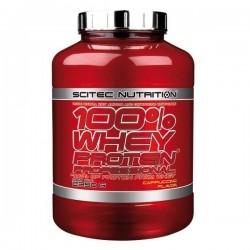 Proteine del Siero del Latte (whey) Scitec Nutrition, 100% Whey Protein Professional, 2350g (Sc.11/2021)