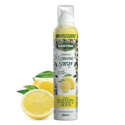 Olio Fratelli Mantova, Spray Leggero Limone, 250 ml