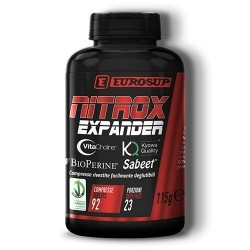 Arginina Eurosup, Nitrox Expander, 92 cpr
