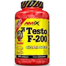 Tonici - Energizzanti Amix, Testo F-200, 250 cpr