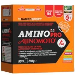 Aminoacidi essenziali Named Sport, Amino(16) Ajinomoto, 30 pz.