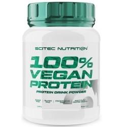 Proteine Vegetali Scitec Nutrition, 100% Vegan Protein, 1000 g