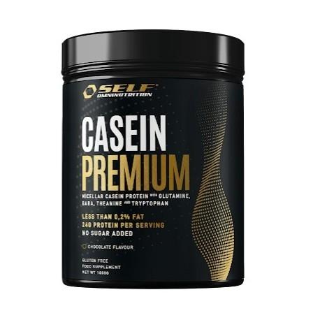 Proteine Caseine Self Omninutrition, Casein Premium, 1000 g