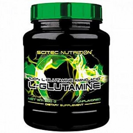 Scitec Nutrition, L-Glutammina, 600g.