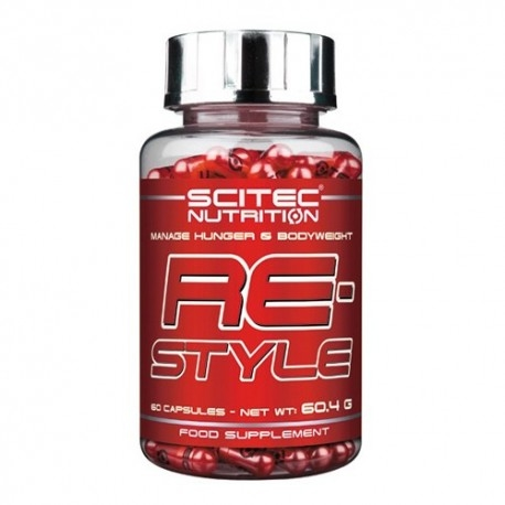 Dimagranti Scitec Nutrition, Re-Style, 60cps.