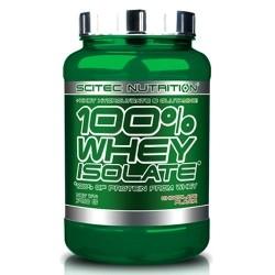 Proteine del Siero del Latte (whey) Scitec Nutrition, 100% Whey Isolate, 700g