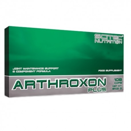 Glucosamina, Condroitina, MSM Scitec Nutrition, Arthroxon, 108cps.