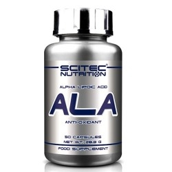 Acido lipoico Scitec Nutrition, ALA, 50cps.