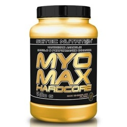 Pre Workout Scitec Nutrition, MyoMax Hardcore, 1400 g.