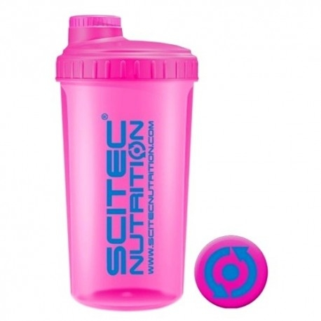 Shaker e Borracce Scitec Nutrition, Neon Shaker, 700 ml.